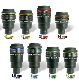 Baader Planetarium Baader Hyperion 68 Degree Modular Eyepieces Full set of 7