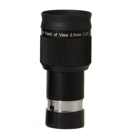 "Olivon 58deg Field of View HD 2.5mm 1.25"" eyepiece"