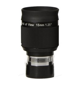 "Olivon 58deg Field of View HD 15mm 1.25"" eyepiece"