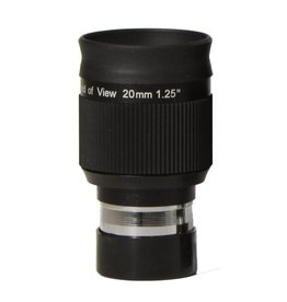 "Olivon Olivon 58deg Field of View HD 20mm 1.25"" eyepiece"
