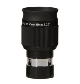 "Olivon 58deg Field of View HD 6mm 1.25"" eyepiece"