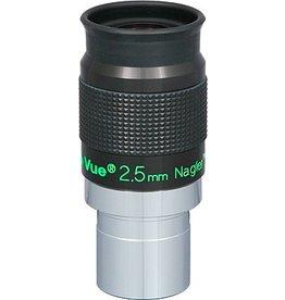 """TeleVue Televue 2.5mm Nagler Type 6 Eyepiece - 1.25"""""""