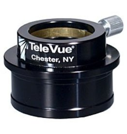"TeleVue Tele vue High-Hat Adapter - 2"" - 1.25"" - Glossy Black"