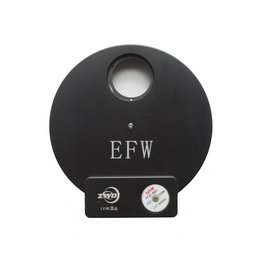 "ZWO ZWO 8-Position Color Filter Wheel for 1.25"" or 31mm Filters"
