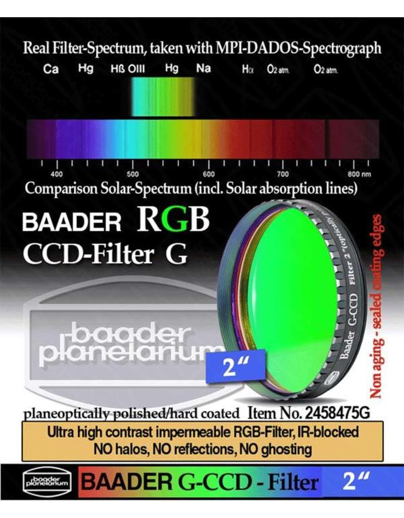 "Baader Planetarium Baader LRGB Filter Set 1 1/4"" with UV/IR Cut L-Filter (Optically Polished)"