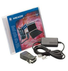 Meade Meade #506 Cable Connector Kit w/Software for 494 Autostar equipped models