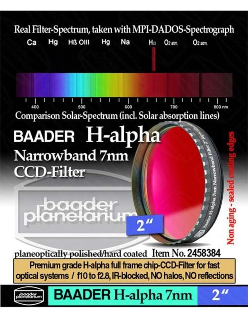 "Baader Planetarium Baader Set of 3 Narrowband Filters (H-a/O-III/S-II) 1.25"""
