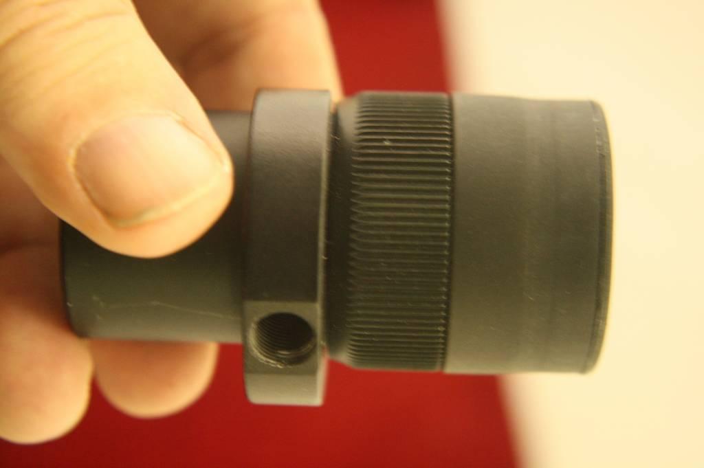 "Antares 1.25"" Illuminated Reticle Kellner Eyepiece - 27mm"