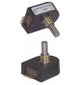 JMI JMI E5000 Optical Encoder - Small (5000 tics)