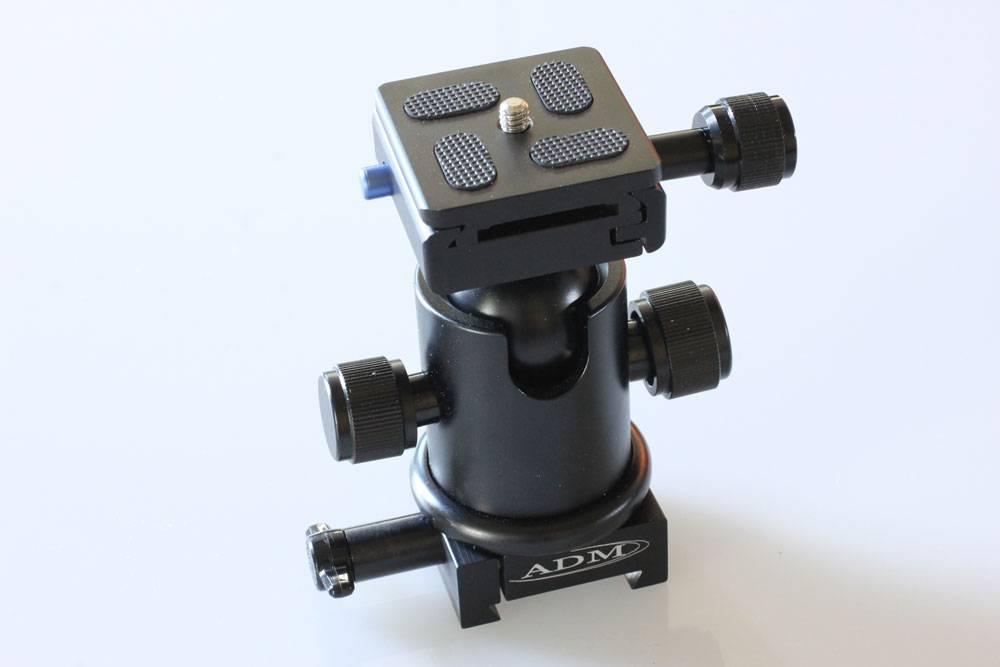 ADM ADM MDS Ballhead Camera Mount