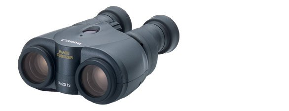 Canon 8 X 25 IS Image Stabilized Binoculars