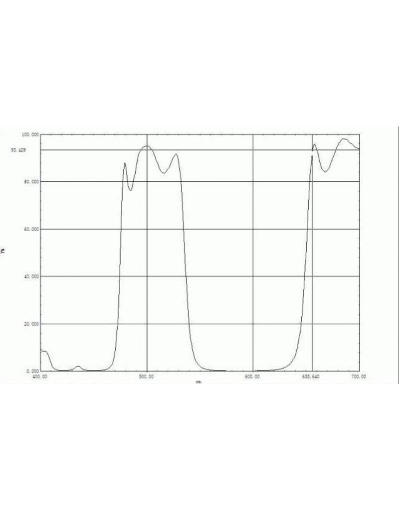 "Arcturus Arcturus Broadband Nebula Filter 2"""