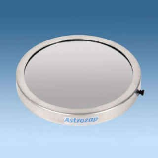 Astrozap AZ-1514 Glass Solar Filter - FA - 124mm-130mm