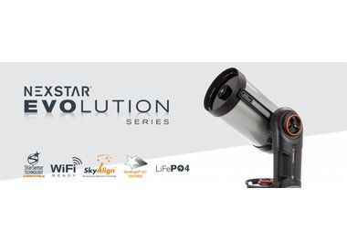 Celestron Nexstar Evolution Series