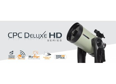 Celestron CPC Edge HD Del Series