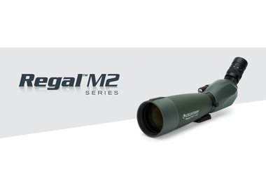 Regal M2 ED Spotting Scopes