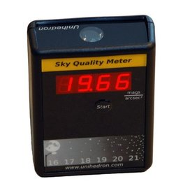 Unihedron Sky Quality Meter with Lens