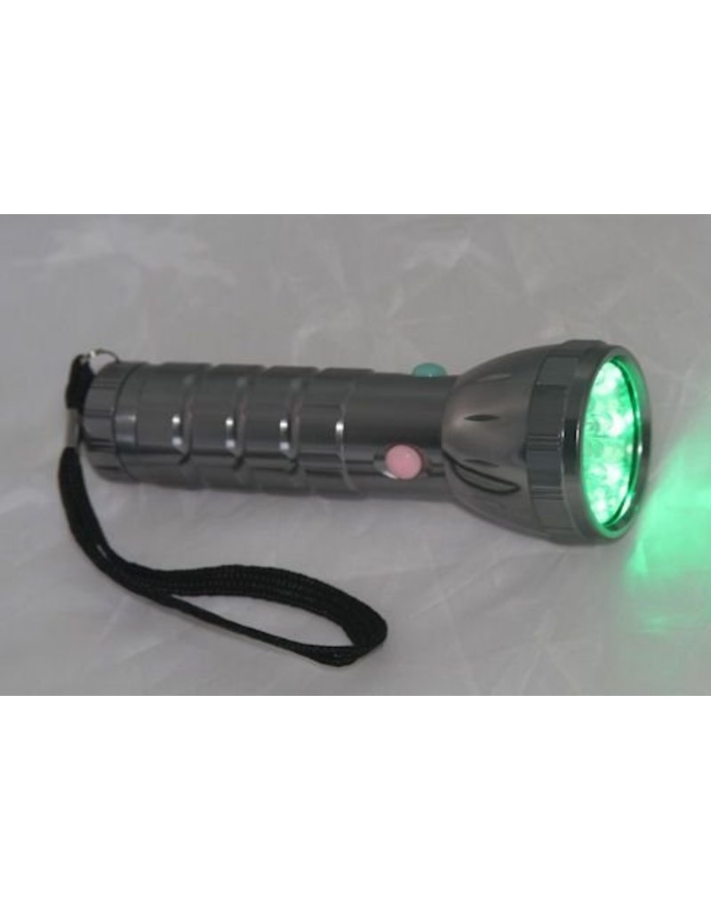 AstroGizmos Red / Green / White Flashlight