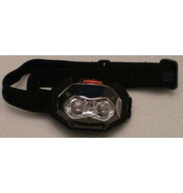 Arcturus 3 LED Red and White Headlamp