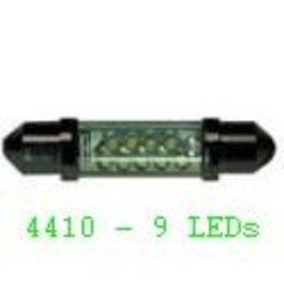 4410-9: 9 Red LED
