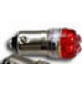 BA9S-R4-32-6V RED LED (Bayonet Base)