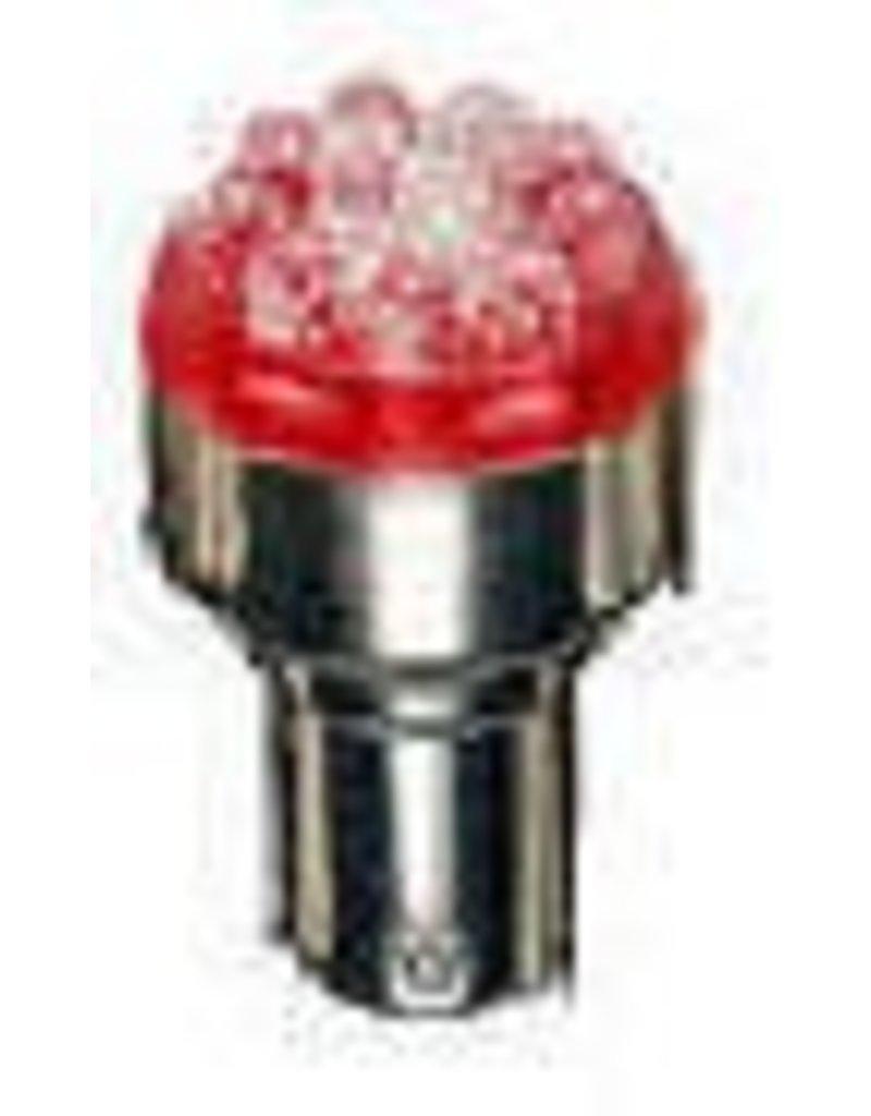 67-R9-WV Red LED (Bayonet Base)