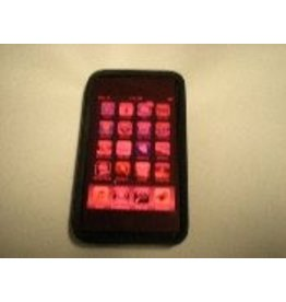 AstroGizmos Red Self Adhering Transparent Screen Cover 24 x 18