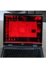"Arcturus Arcturus Red Monitor Gel Sheet 11"" x 17"