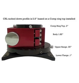 Moonlite MoonLite CRL 2.5 inch Large Format Crayford Newtonian Focusers