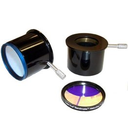 Moonlite MoonLite 2 inch to 1 1/4 inch Brass Compression ring Eyepiece Adapter (Model 125c-Adapter)