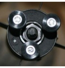 Bob's Knobs Bob's Knobs for FPI Protostar Secondary (8-32 collimation screw)