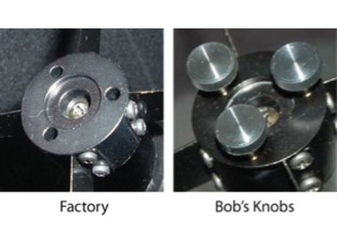 General Newtonian Secondary Knobs