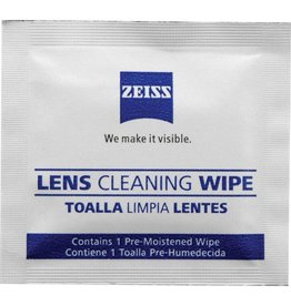 Zeiss 60 Pcs Pre-Moist Lens Cleaning Wipes for Camera Glass Screen CRT creen and Fine Optics
