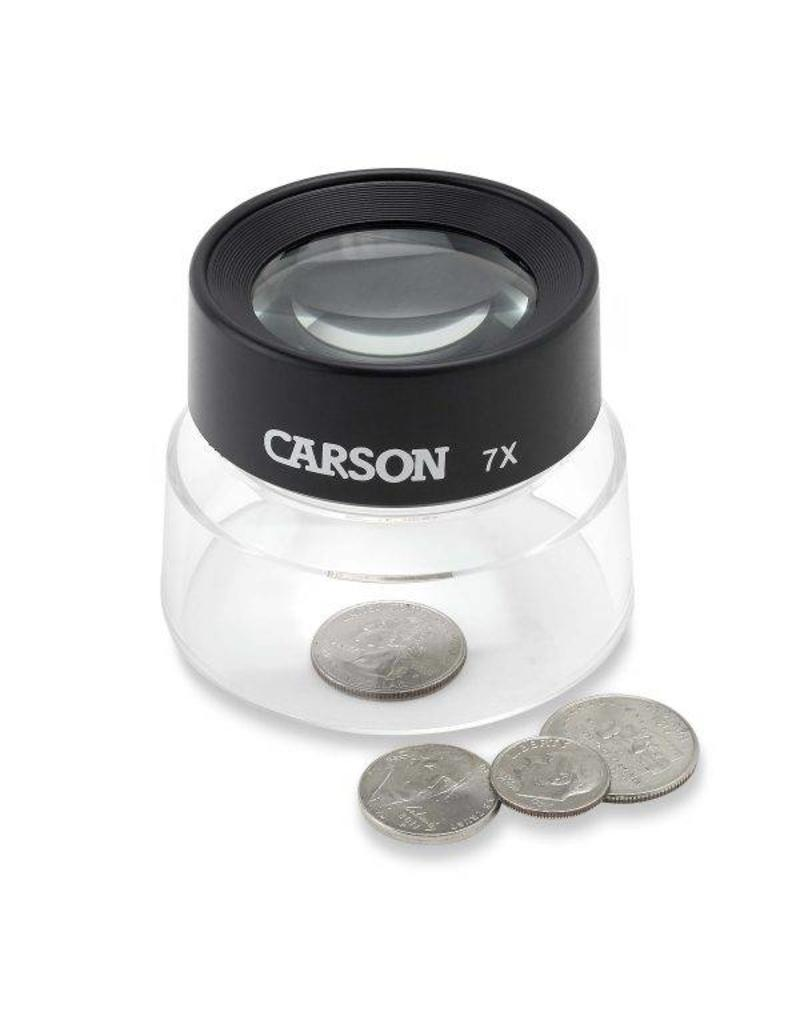 Carson LL-77 7x Power Stand Magnifier Loupe