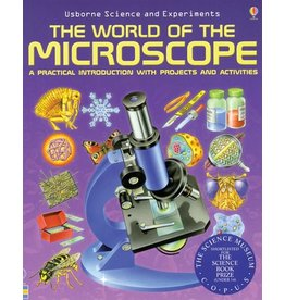Celestron The World of the Microscope Book