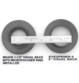 Peterson Engineering Eye Opener Two Inch Visual Back