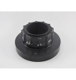 """Feathertouch Feather Touch EC35-505---End Cap 3.5"""" Collet Style with 2.0"""" opening"""