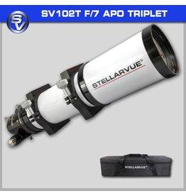 Stellarvue Stellarvue SV102T 102 mm f/7 Apo Triplet Refractor Telescope