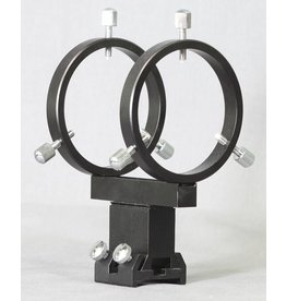 "Stellarvue Stellarvue 50 - 60 mm Finder Rings - Mounts to Feather Touch 2.5"" - 3.5"" Focusers - R050FA"