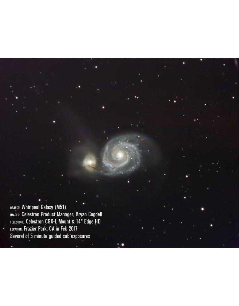 Celestron Celestron CGX-L Equatorial 1400 Schmidt-Cassegrain Telescope