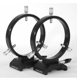 Losmandy Losmandy DVR125 Guide Scope Rings (Set of 2)