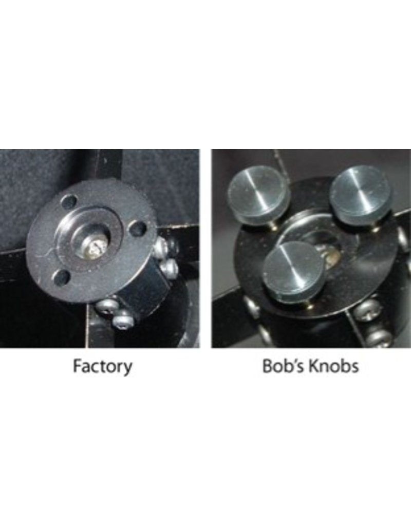 Bob's Knobs Knobs for Vixen R130S and R150S Secondary