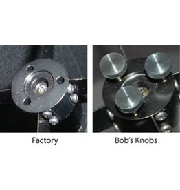 Bob's Knobs Knobs for SkyWatcher Newtonian Secondary