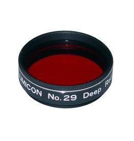 """Lumicon Lumicon #29 dark Red Filter 1.25"""""""