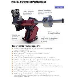 Software Bisque Paramount MX Robotic Telescope System