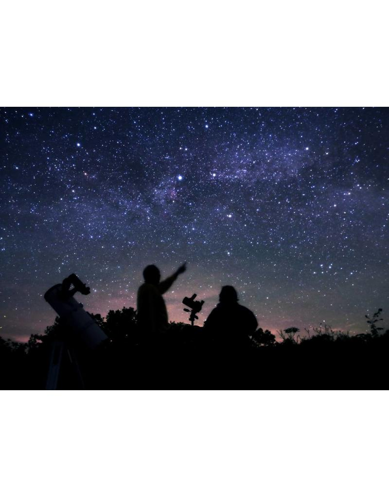 An EVENING OF STARGAZING WITH A PROFESSIONAL ASTRONOMER