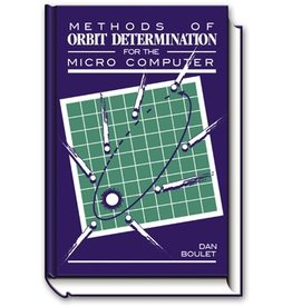 Methods of Orbit Determination