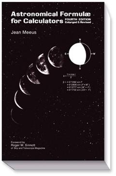 Astronomical Formulae for Calculators 4th ed.