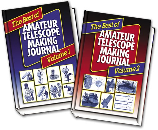 Best of Amateur Telescope Making Vol 2