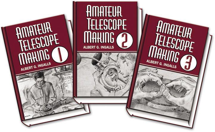 Amateur Telescope Making Vol 2 - Ingalls